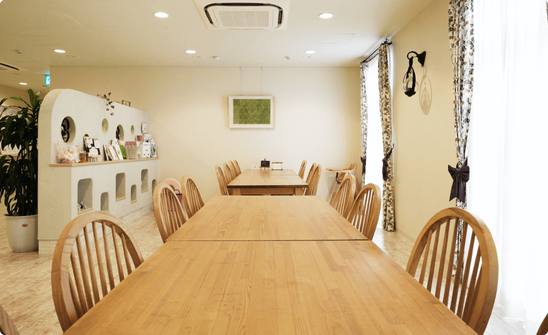 るんるんカフェ